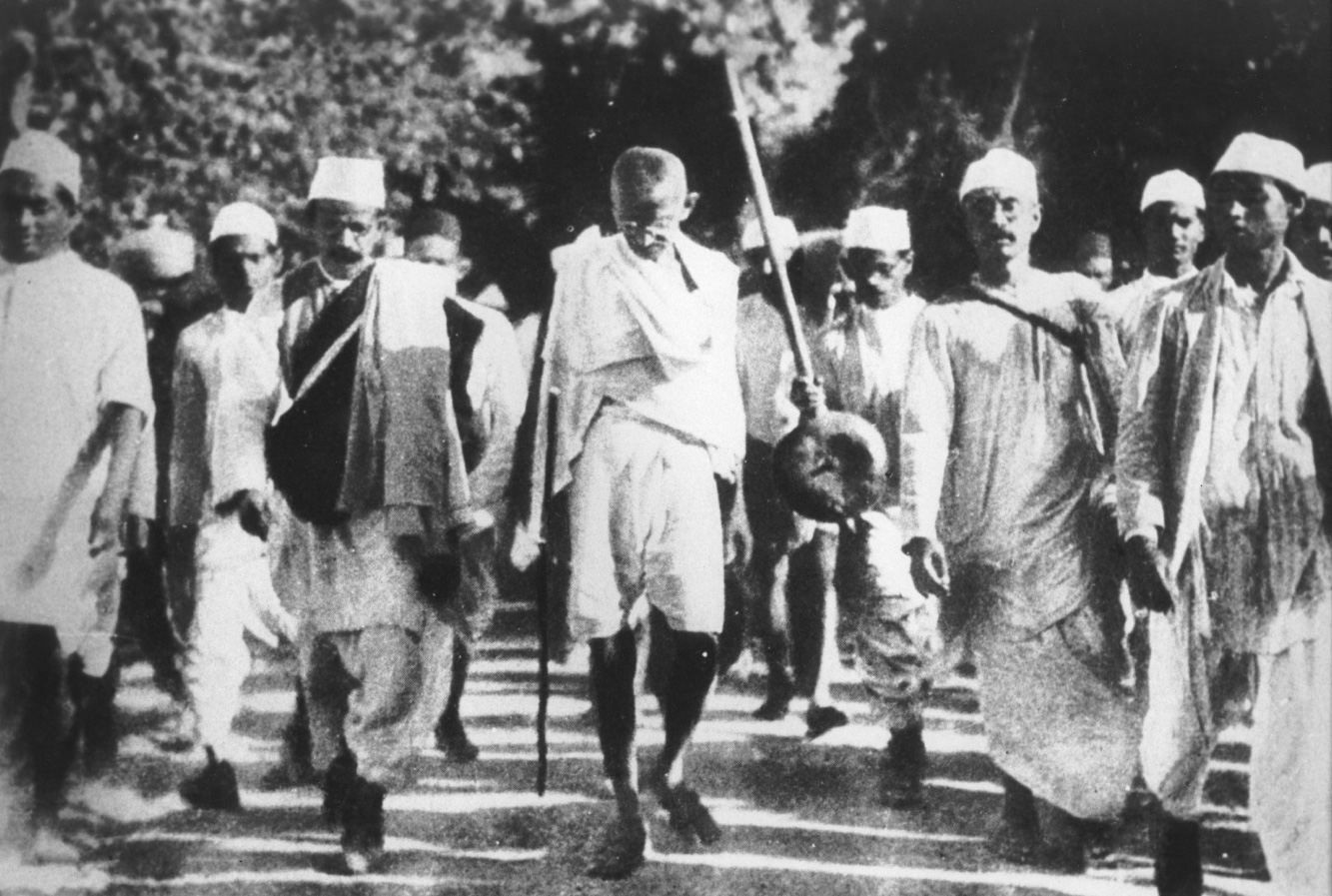 Supporting India's freedom movement